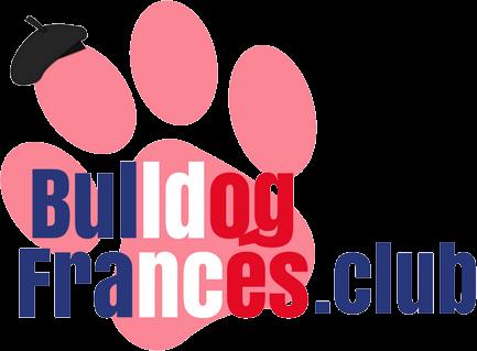 Logo bulldog francés.club